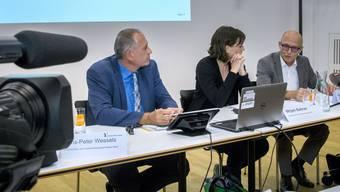 Politiker von links bis rechts sind unzufrieden mit der Stellungnahme der Basler Regierung.