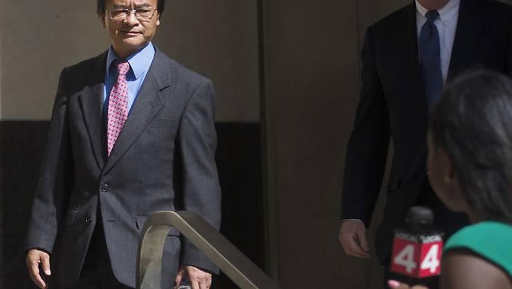 Muss wegen dem Dieselskandal über drei Jahre ins Gefängnis: VW-Mitarbeiter James Robert Liang. (Archiv)