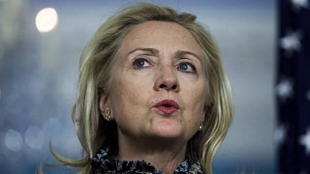US-Aussenministerin Hillary Clinton setzt weiterhin auf einen Dialog mit dem Iran.