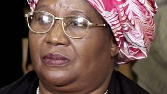 Die neue Präsidentin Malawis, Joyce Banda (Archiv)