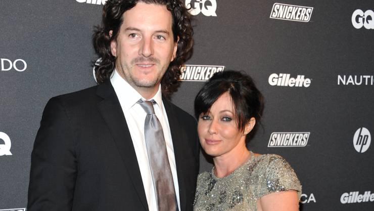 """Auch bekannt als Brenda Walsh aus der Serie """"Beverly Hills 90210"""": Bei Shannen Doherty (rechts) wurde Brustkrebs diagnostiziert (Archivbild)"""