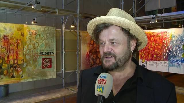 Interview Büne Huber