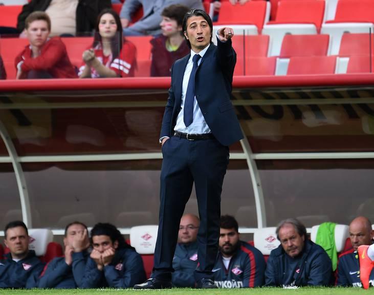 Murat Yakin hatte mit Basel grossen Erfolg, mit Spartak Moskau weniger. Für den FCSG ist er zu teuer. © Epsilon/Getty Images