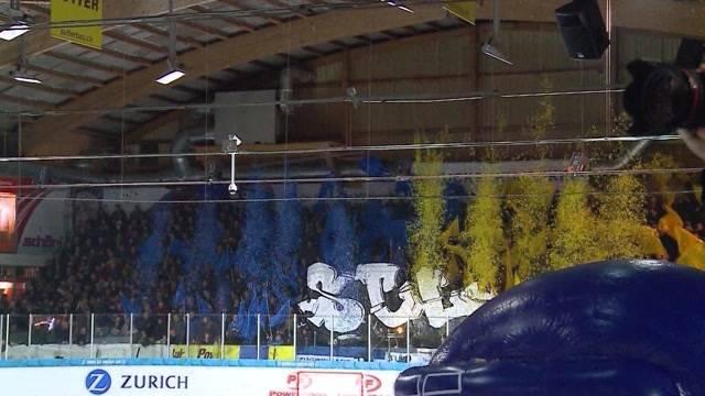 HC Langenthal trainiert neu in Huttwil