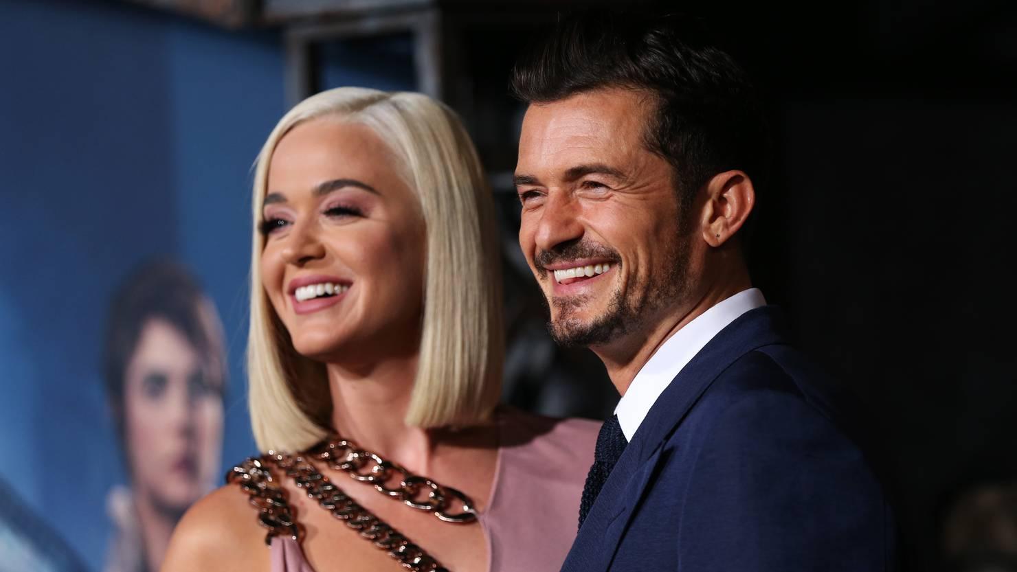 Katy Perry und Orlando Bloom werden zum ersten Mal Eltern
