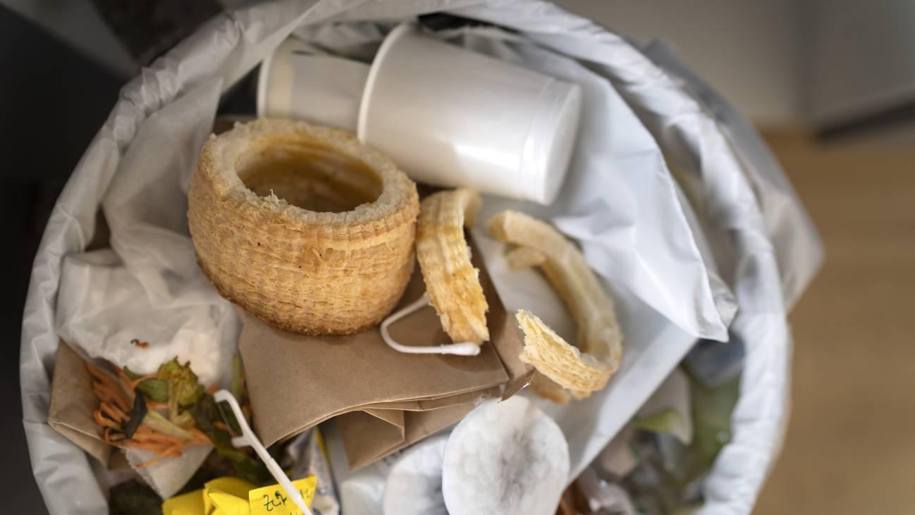 Strengelbach senkt die Abfallgebühren, damit sie wieder steigen können.