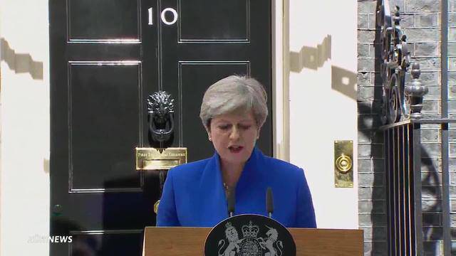 May will Premierministerin bleiben