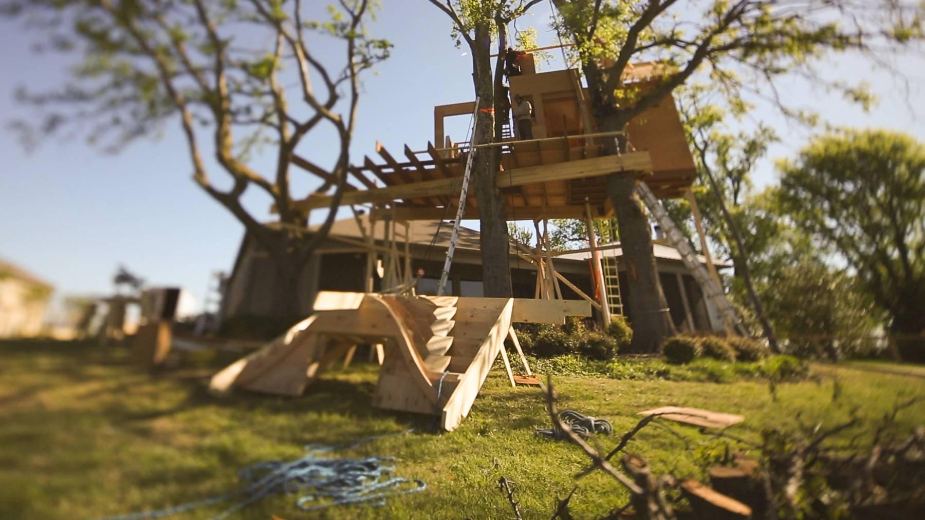 Die Baumhausprofis