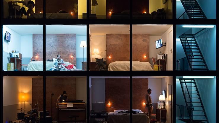 Simon Stones «Hotel Strindberg» steht beispielhaft für das internationale Renommee, welches das Theater Basel derzeit geniesst.Reinhard Maximilian Werner