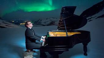Gabriel Arnold auf «Grand Piano on Tour»