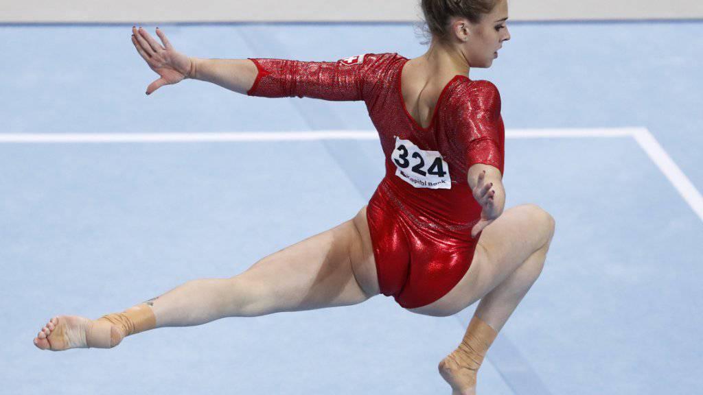 Turn-Ass Giulia Steingruber erhält mit Natalia Michailowa eine neue Trainerin