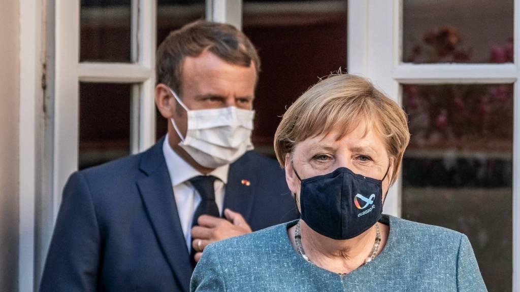 Deutschland und Frankreich beschliessen massive Einschränkungen