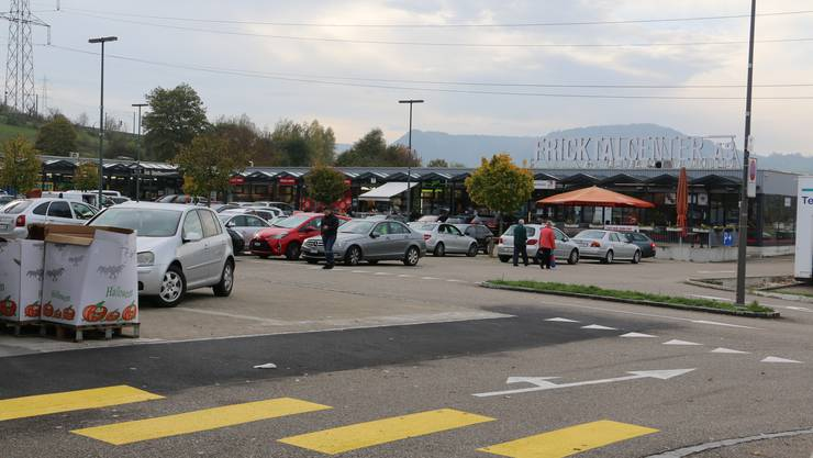 Dosenbach plant, ein Schuhgeschäft im Fricktalcenter A3 zu eröffnen.