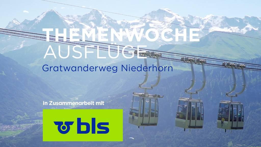 Gratwanderung Niederhorn