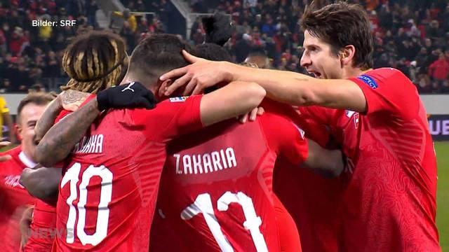 5:2-Sieg gegen Belgien: Schweiz qualifiziert sich für Final-Turnier!