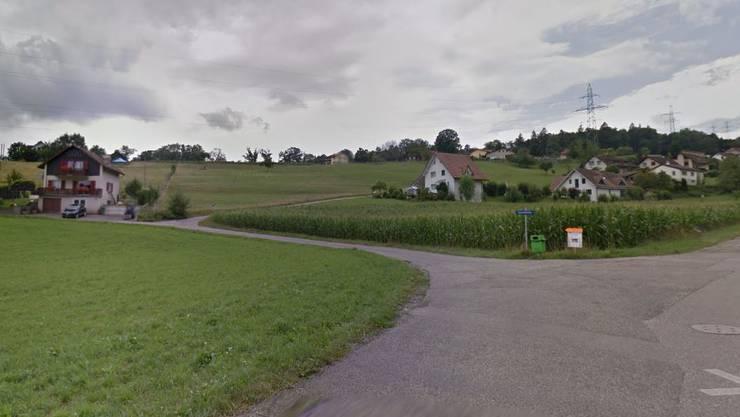 Die Endstation in Mahren befindet sich an der Scharsmattenstrasse.