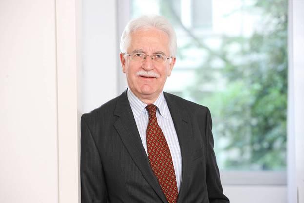 Gutachter Andreas Donatsch.