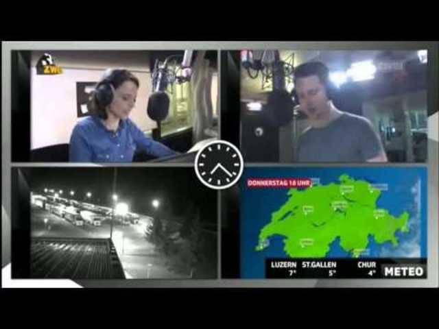 Comedy mit Fabian Unteregger: Giezendanners Idee mit den doppelstöckigen Autobahnen