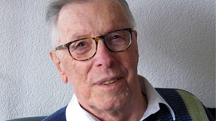 Hans Letsch (1924–2015).