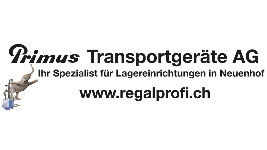 Argovia Morgenshow wird präsentiert von Primus Transportgeräte AG