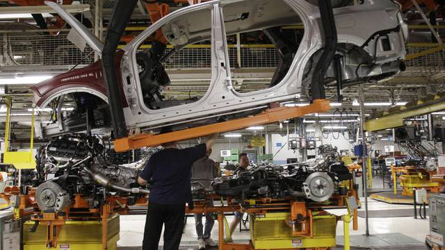 Chrysler schreibt wieder schwarze Zahlen