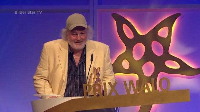 Peach Weber holt sich Prix Walo