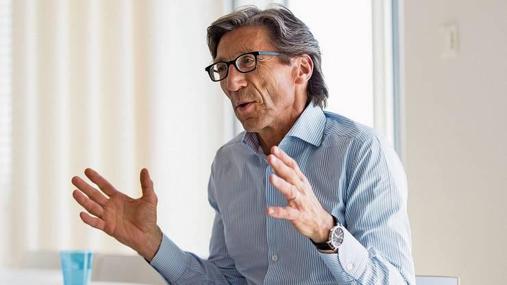 Auslöser für die Motion war der Fall Axsana. In jenem Unternehmen nahm der abgetretene FDP-Gesundheitsdirektor Thomas Heiniger als Verwaltungsratspräsident Einsitz.