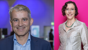 Beat Jans will für die SP ins Regierungspräsidium. Grüne und Basta nominierten am Dienstag Heidi Mück.