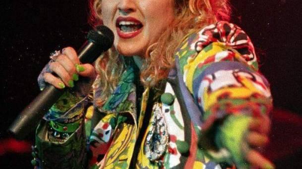 Madonna kündigt Tournee an