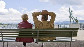"""Keine höhere AHV-Rente: Der Ständerat empfiehlt ein Nein zur Volksinitiative """"AHVplus"""" (Symbolbild)"""