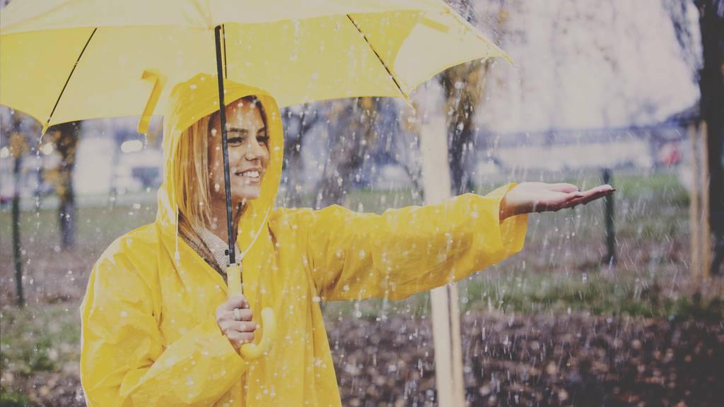 Der September brachte viel Regen und kühle Temperaturen. Nun hoffen alle auf einen schönen Oktober.