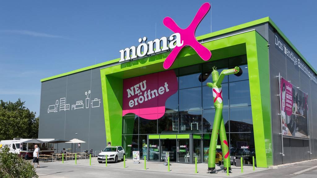 Aus Interio wird Mömax: XXXLutz kauft auch Interio