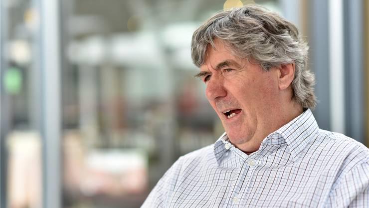 Sportchef Köbi Kölliker will nicht nur Schlechtes in der Mannschaft des EHCO sehen.Bruno Kissling