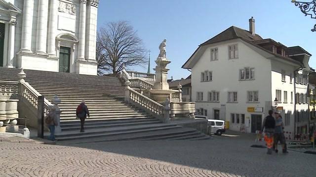 Solothurn bereitet sich auf hohen Besuch vor