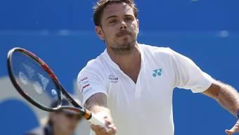 Stan Wawrinka scheitert in Queen's wieder in der 1. Runde