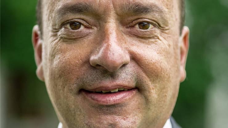 Markus Dieth (CVP), Gemeindeammann