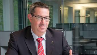 Neuer Direktor der Handelskammer beider Basel: Martin Dätwyler.