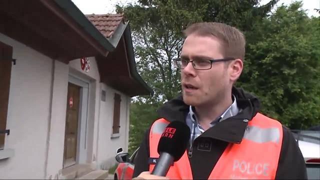 Grosseinsatz der Polizei in Röthenbach