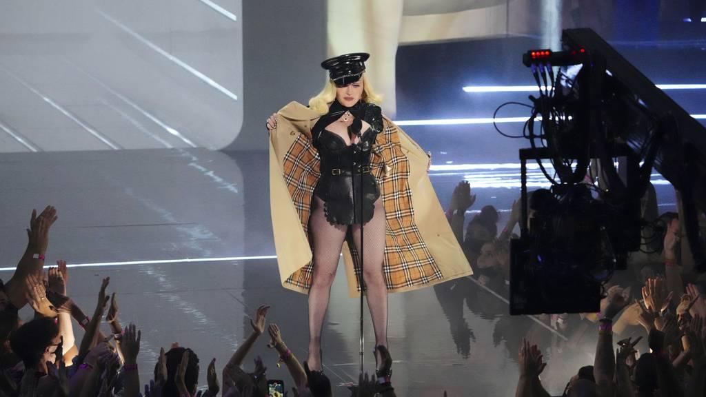 «Wir sind immer noch hier»: Madonna überrascht bei den MTV Video Music Awards