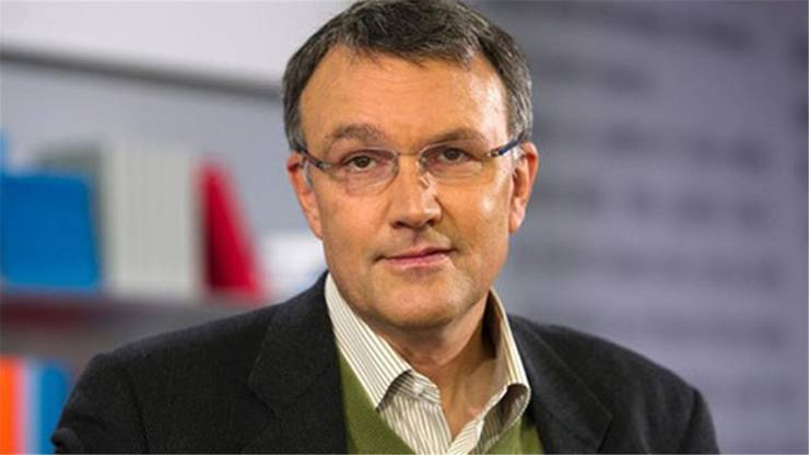 Michael Lüders, Islamwissenschafter: «Das Abkommen stärkt die Gegner des Islamischen Staats.»