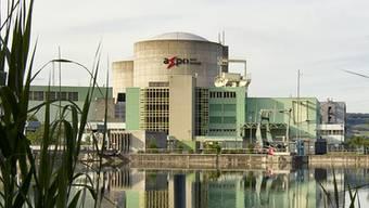 Am Atomkraftwerk Beznau wird zurzeit das fünfte Notstromsystem «Autanove» gebaut. Konkret sind das zwei neue Gebäude mit je zwei Dieselaggregaten.