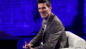 Wird Vater: Serbischer Tennis-Star Novak Djokovic (Archiv)