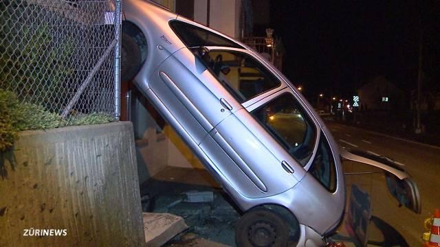 Skurrile Autounfälle