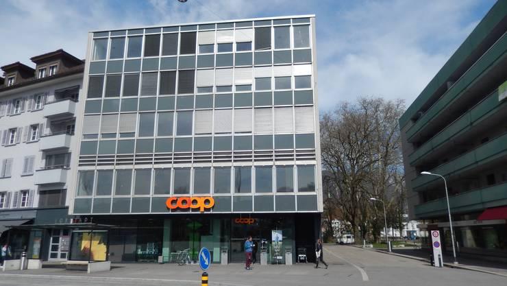 Im «Rosengarten» in der Solothurner Vorstadt soll das Bildungsdepartement dereinst einziehen.