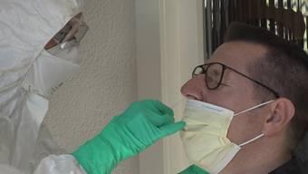 So funktioniert der erste mobile Coronavirus-Test in der Schweiz
