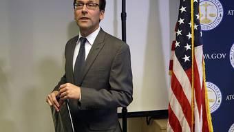 Trumps Feindbild: Washingtons Staatsanwalt Ferguson hat erneut angekündigt, gegen den Einreiseverbotserlass des US-Präsidenten zu klagen - gemeinsam mit weiteren Staaten.