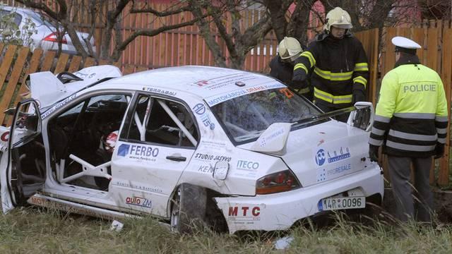 Der Unfallwagen: Vier Menschen verloren ihr Leben