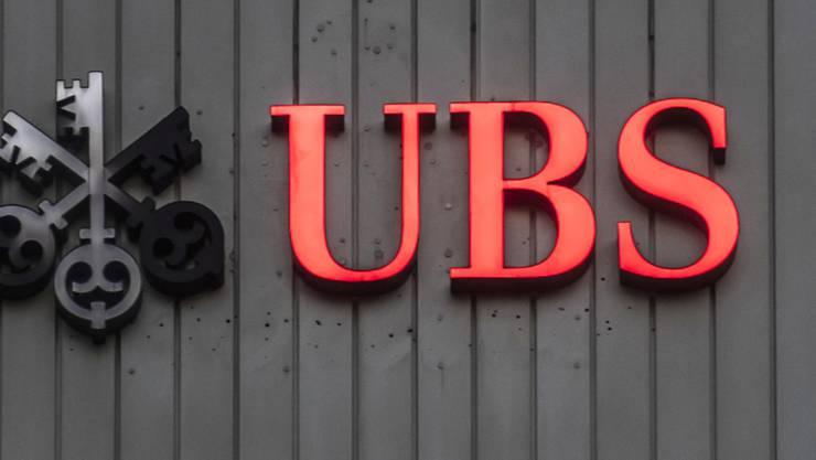 UBS passt Gewinnzahlen 2018 wegen Rückstellungen nach unten an. (Archiv)