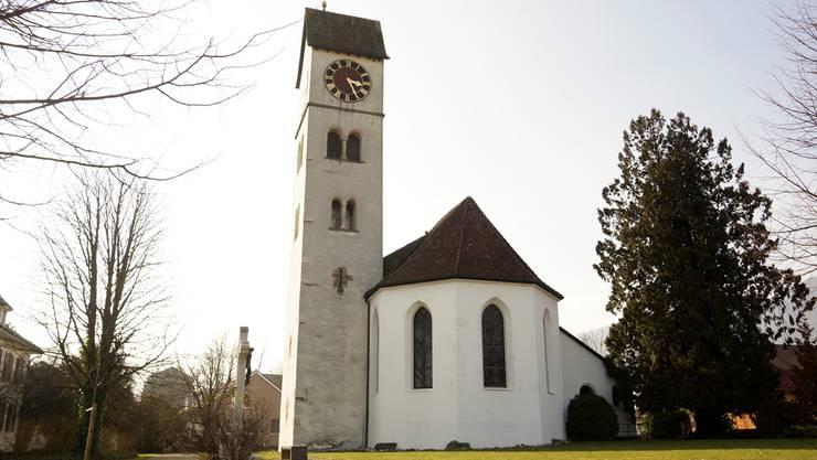 Turm und Kirche werden für 2,930 Millionen Franken renoviert.