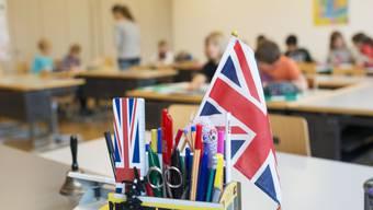 Englisch soll an Baselbieter Primarschulen nicht mehr unterrichtet werden.